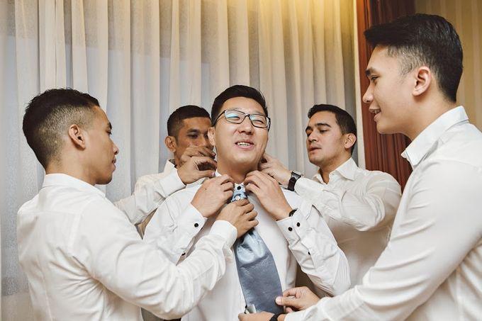 Hotel Borobudur Jakarta - Ferry & Ester by Impressions Wedding Organizer - 006
