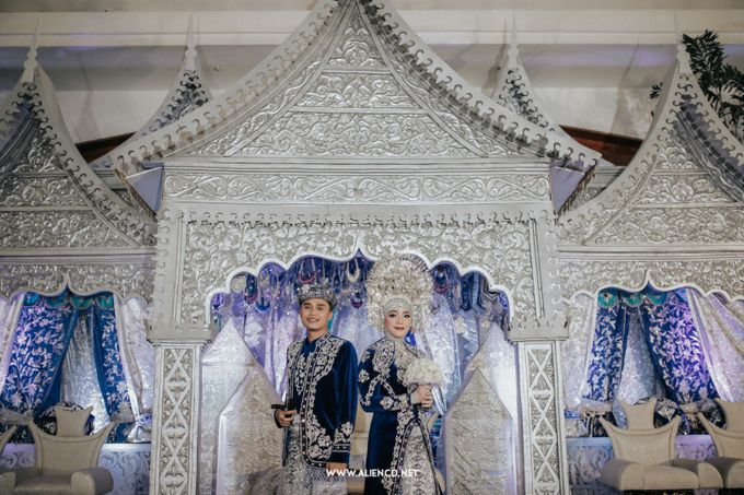 The Wedding Of Fara & Alief by alienco photography - 034