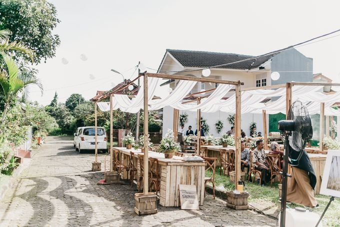 Wedding Ulan & Donny by Cateringky - 009