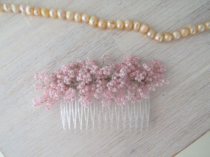 2018 Blossom Combs and Pins by Forests of Wildflowers - 020