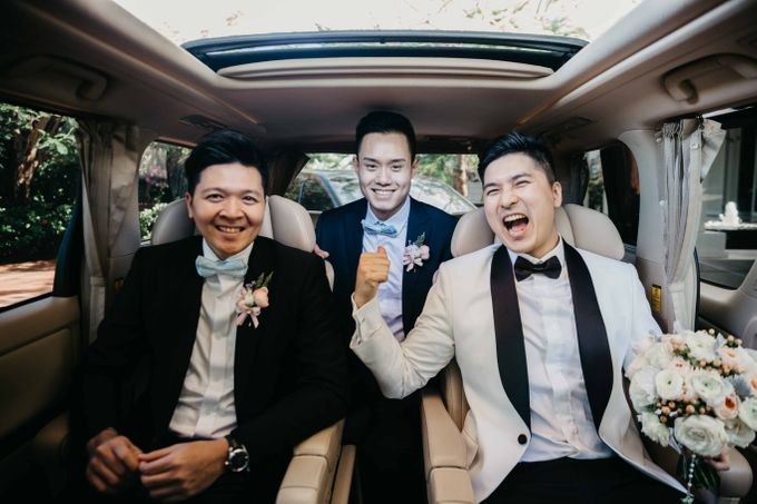 The Wedding of Michael Alinskie & Sherly Fausta by TurquoiSe Organizer - 012