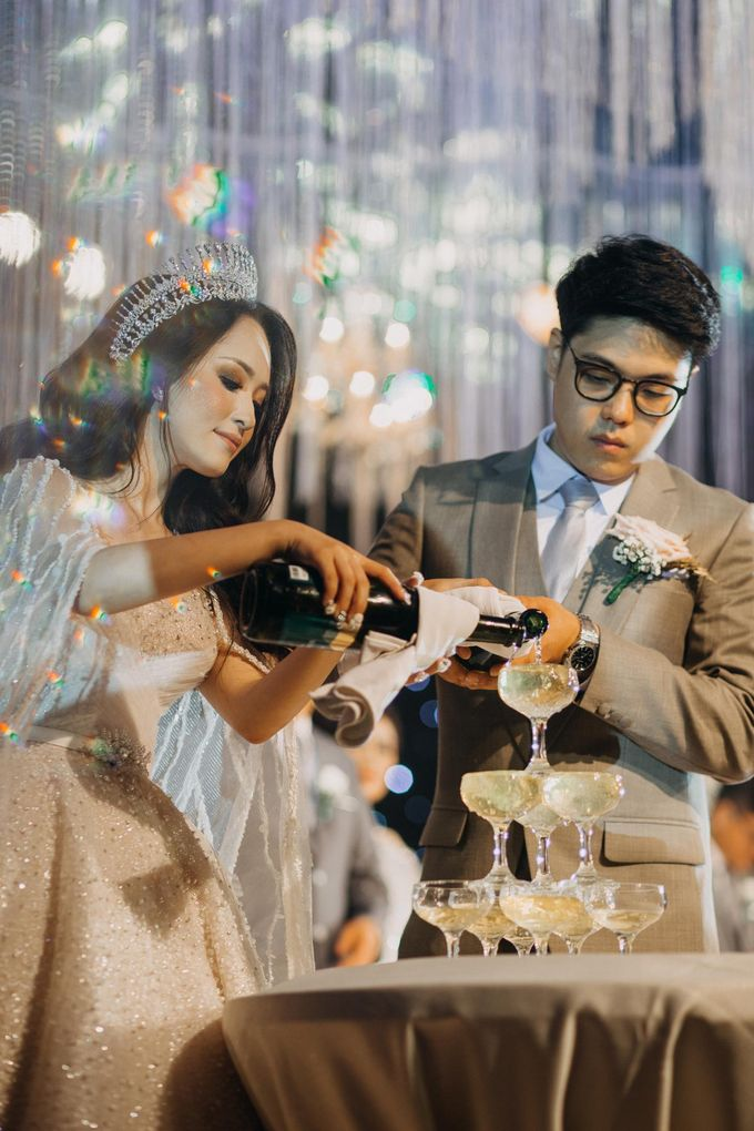Steven & Amelia Wedding by Kev by MA Fotografia - 042