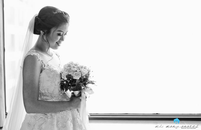 Kenneth and Kay Wedding by MIC MANZANARES PHOTOGRAPHY - 016