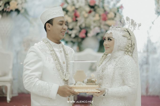 THE WEDDING OF ALDI & MUSTIKA by alienco photography - 050