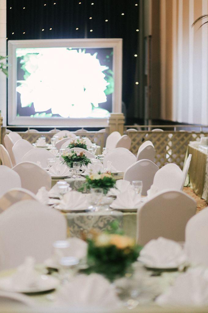 Manda & Irfan Wedding by Akuwedding - 005