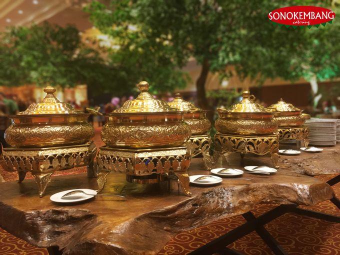 WEDDING OF DISSA & ADIMAS by Sonokembang Catering - 002