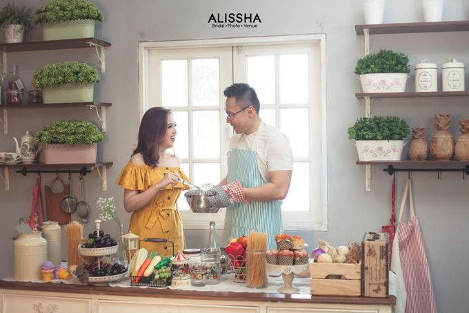 Prewedding of Lydia-Rudy at Alissha by Alissha Bride - 007