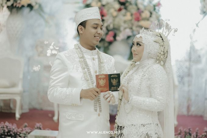 THE WEDDING OF ALDI & MUSTIKA by alienco photography - 011