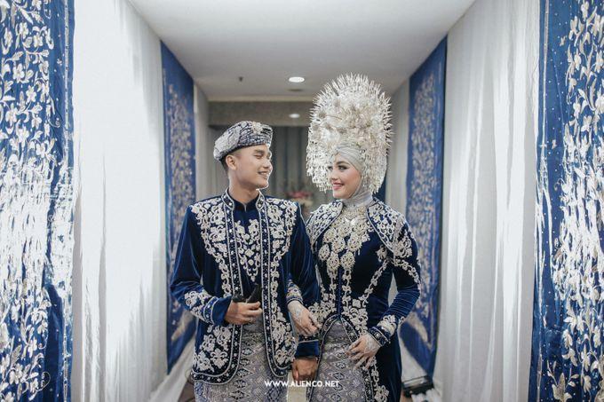 The Wedding Of Fara & Alief by alienco photography - 036
