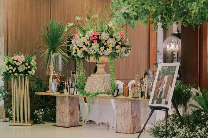 Manda & Irfan Wedding by Akuwedding - 006