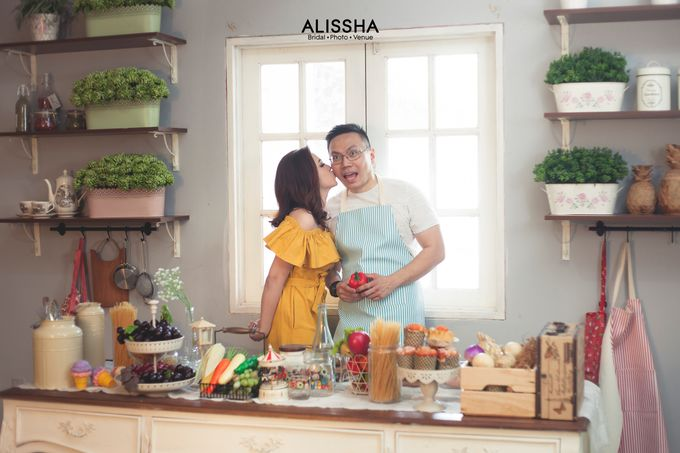 Prewedding of Lydia-Rudy at Alissha by Alissha Bride - 008