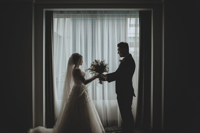 Agus & Lydia Wedding Day by Chroma Pictures - 031