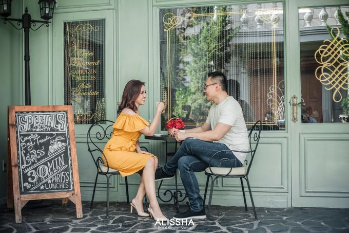 Prewedding of Lydia-Rudy at Alissha by Alissha Bride - 009