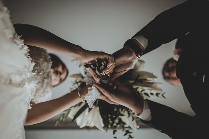 Agus & Lydia Wedding Day by Chroma Pictures - 032