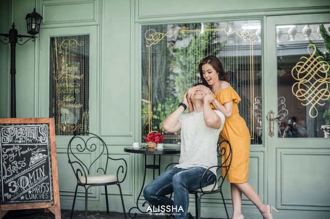 Prewedding of Lydia-Rudy at Alissha by Alissha Bride - 010