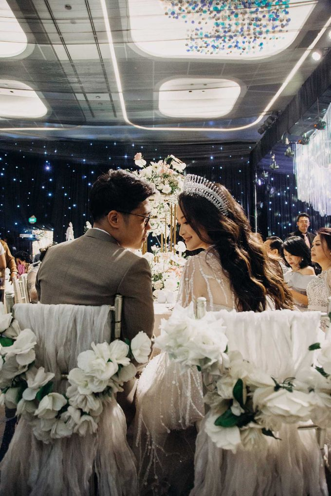 Steven & Amelia Wedding by Kev by MA Fotografia - 044