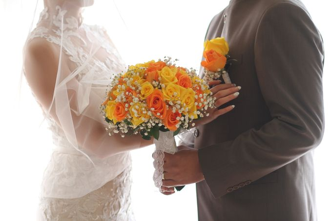 Gandhy & Vivin Wedding Day by KYRIA WEDDING - 009