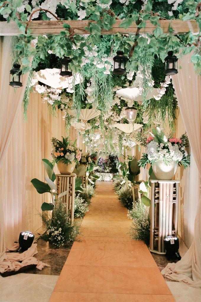 Manda & Irfan Wedding by Akuwedding - 007