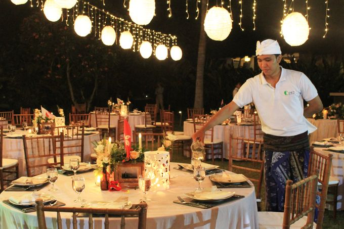 Renee & Sofian Wedding by Eden Hotel Catering - 011