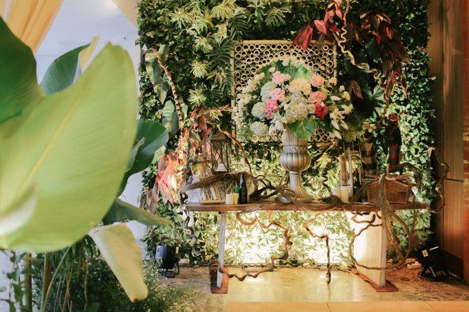Manda & Irfan Wedding by Akuwedding - 008