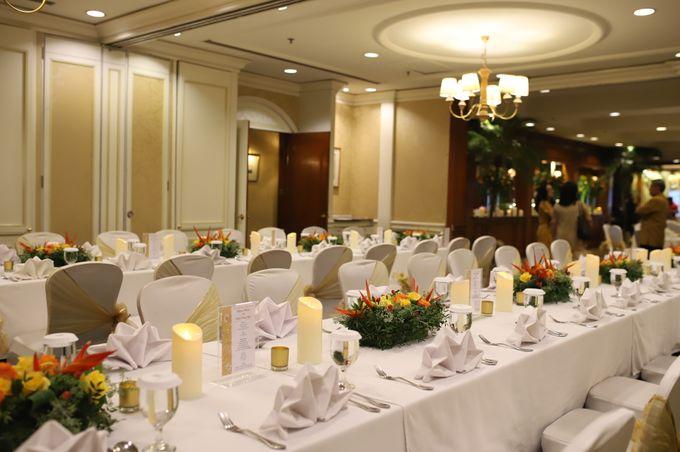 Golden Wedding Anniversary of Pak Dharma & Bu Helena by MAC Wedding - 007