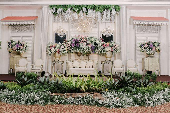Manda & Irfan Wedding by Akuwedding - 009