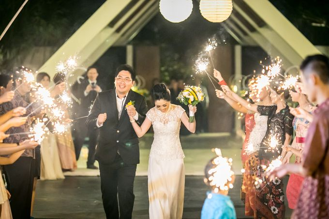 The Wedding of  Mr Iwan and Ms Wenny by Bali Wedding Atelier - 009