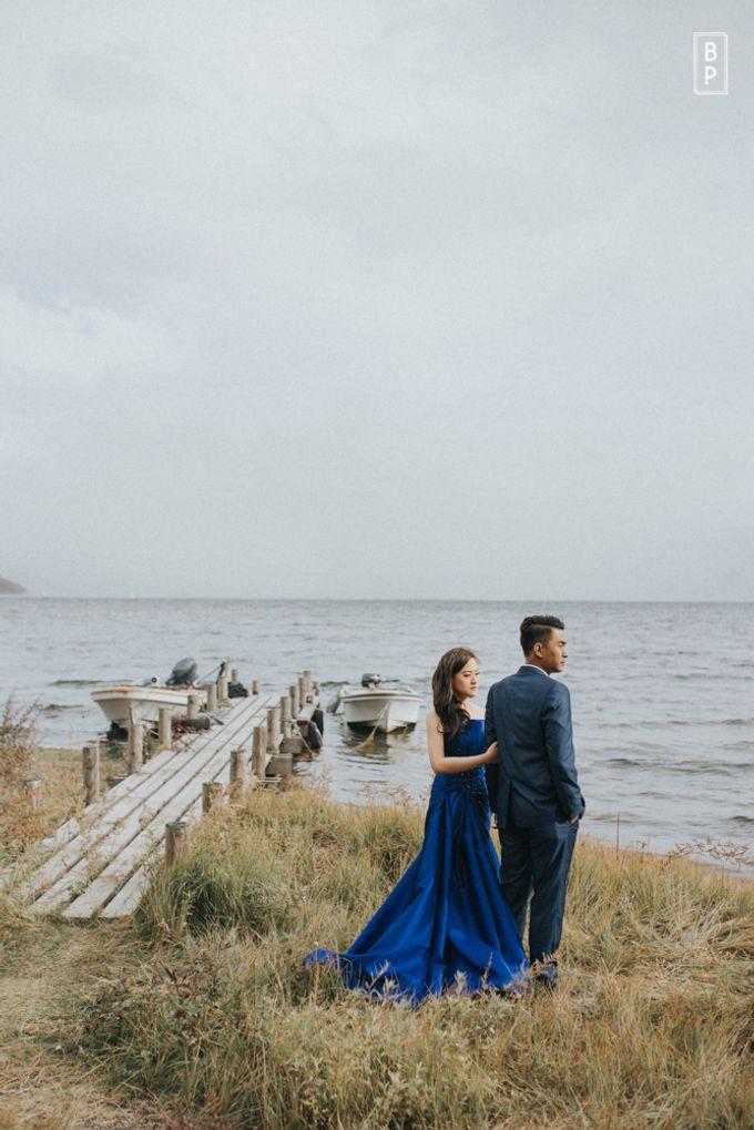 Elment & Christina Prewedding by Bernardo Pictura - 039