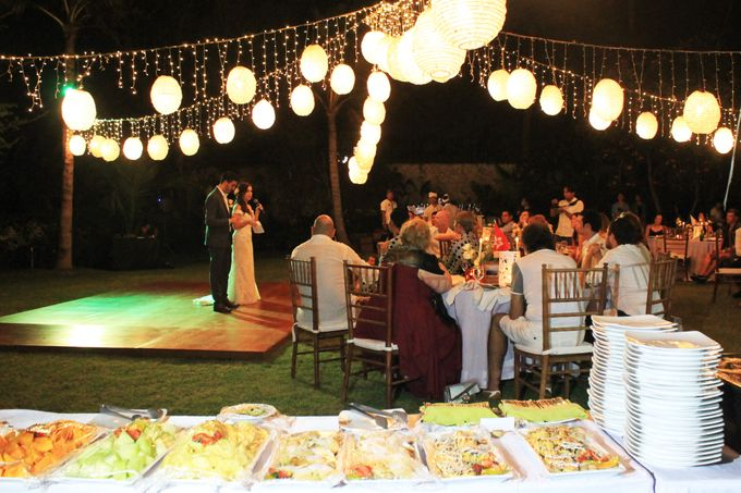 Renee & Sofian Wedding by Eden Hotel Catering - 012