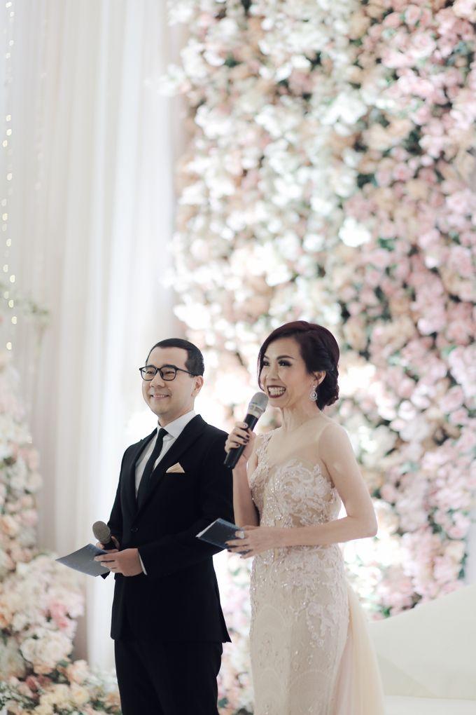 Herry & Yuliana by PRIVATE WEDDING ORGANIZER - 022