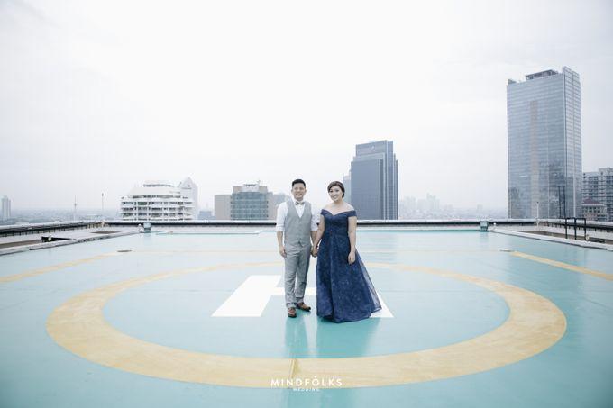 Johana dan Long by MERCANTILE PENTHOUSE WEDDING - 008