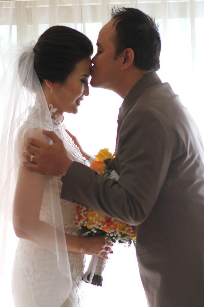 Gandhy & Vivin Wedding Day by KYRIA WEDDING - 010