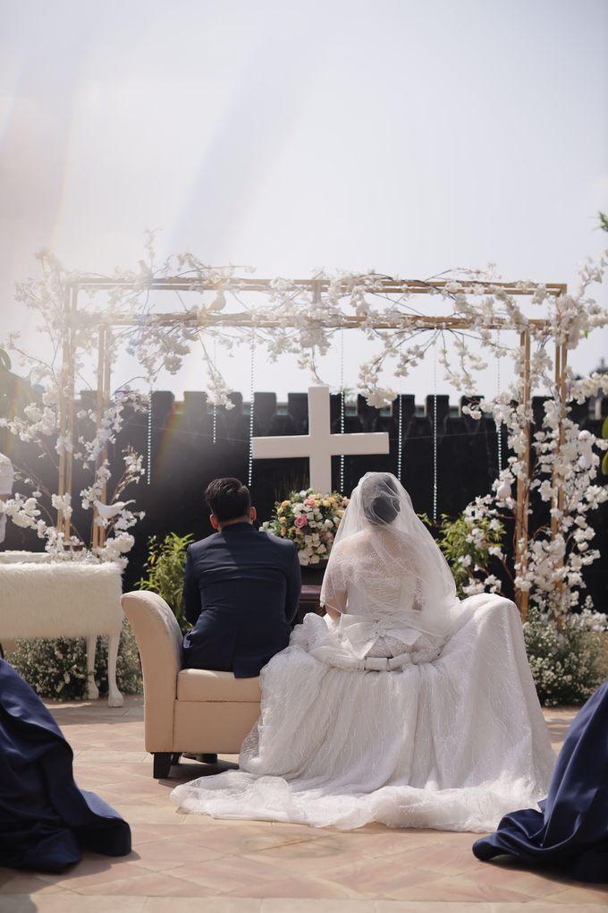 Holy Matrimony of James & Jessica by Mercure Jakarta Kota - 001