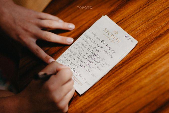Weddingday Patrick & Kattie by Topoto - 008