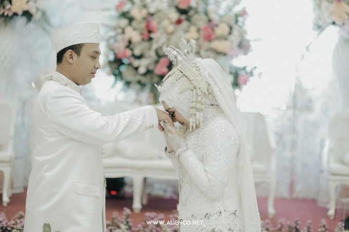 THE WEDDING OF ALDI & MUSTIKA by alienco photography - 014