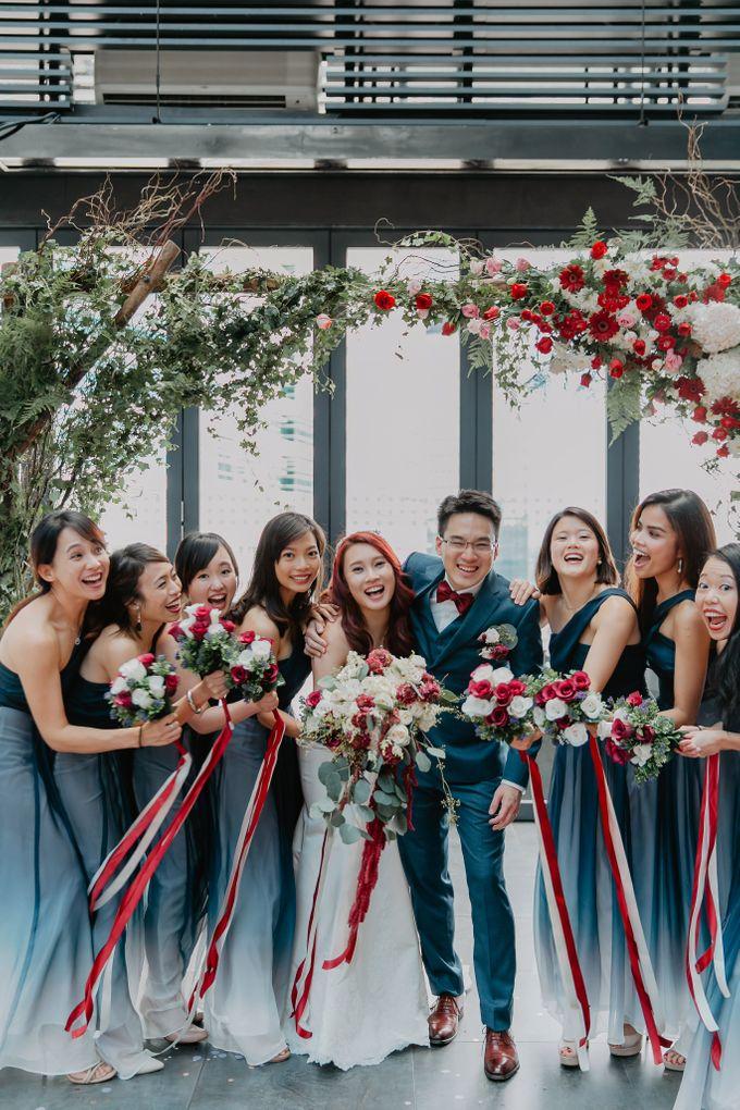 Wedding day by JOHN HO PHOTOGRAPHY - 013