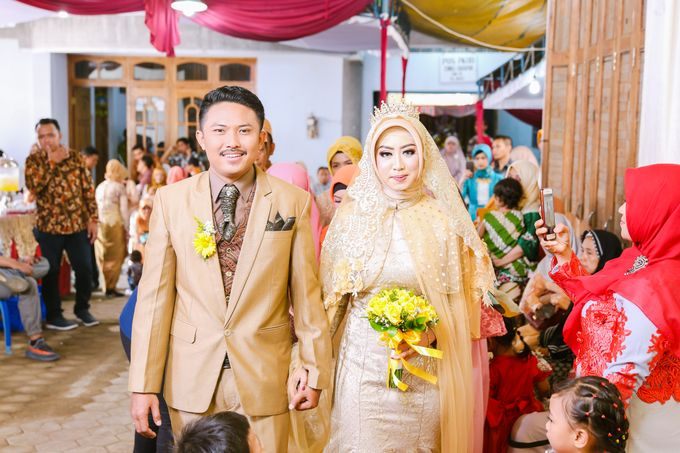 THE WEDDING DAY  MAGELANG by byawatugilang - 018