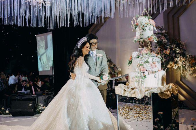 Steven & Amelia Wedding by Kev by MA Fotografia - 045