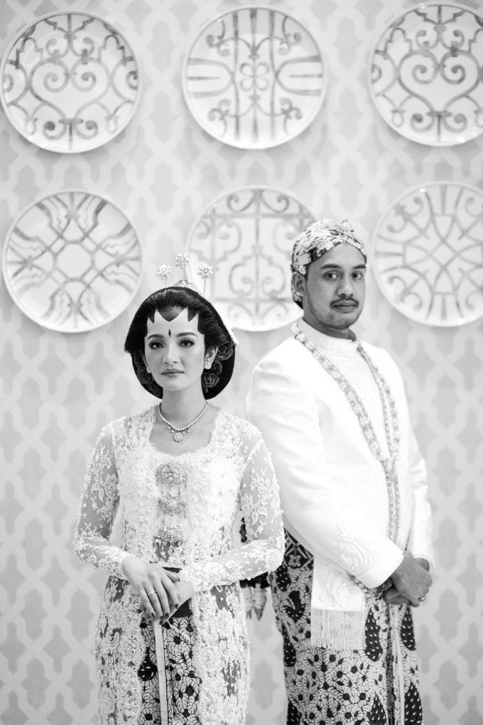 Wedding Maudi & Fodi by Ambar Paes Traditional Wedding Make Up - 009
