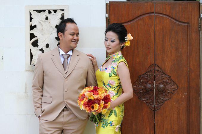 Gandhy & Vivin Wedding Day by KYRIA WEDDING - 011