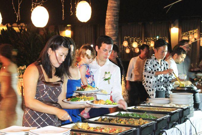 Renee & Sofian Wedding by Eden Hotel Catering - 013