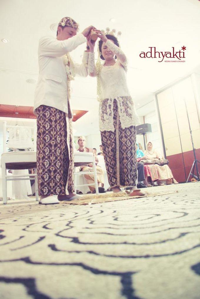 Andita & Reza by Financial Club Jakarta - 012