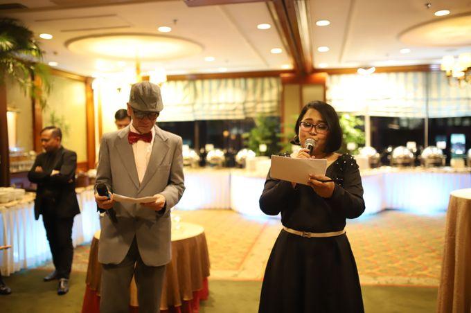Golden Wedding Anniversary of Pak Dharma & Bu Helena by MAC Wedding - 010