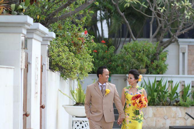 Gandhy & Vivin Wedding Day by KYRIA WEDDING - 014