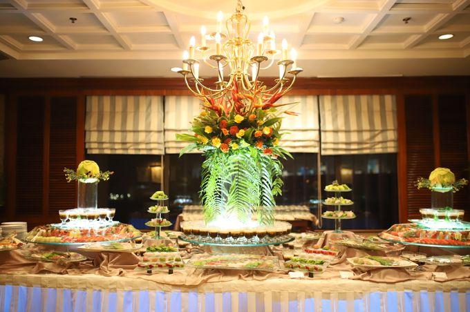 Golden Wedding Anniversary of Pak Dharma & Bu Helena by MAC Wedding - 011