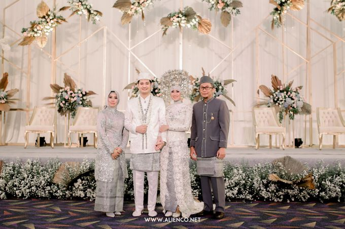 The Wedding of Reza & Fira by alienco photography - 009