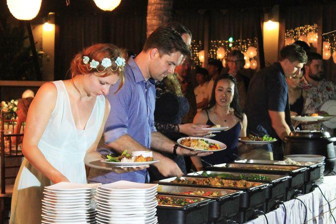 Renee & Sofian Wedding by Eden Hotel Catering - 015