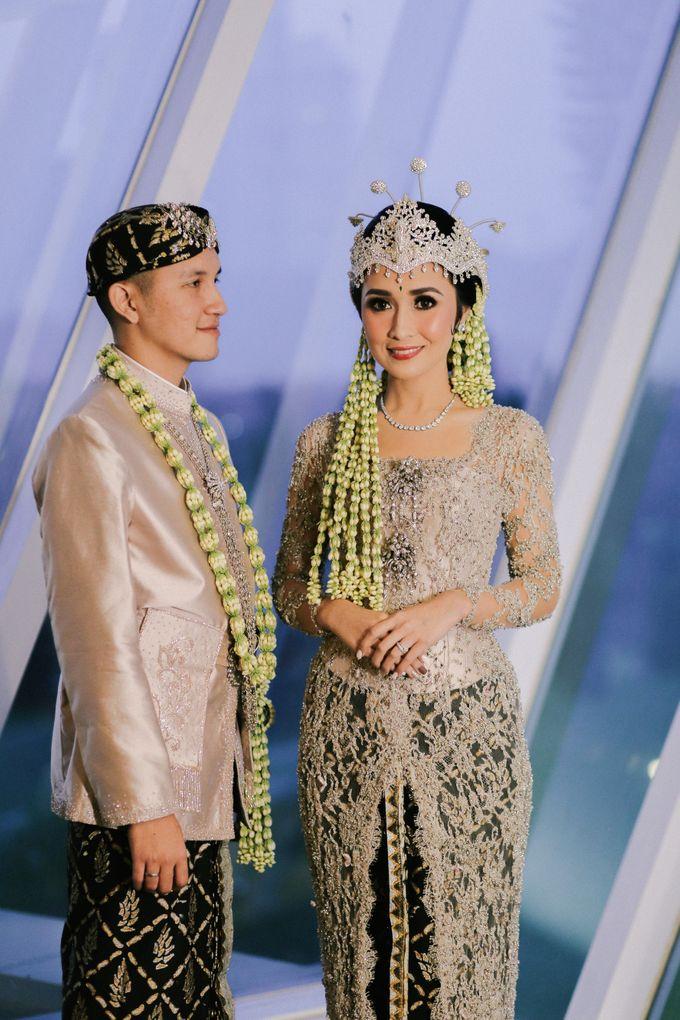 Manda & Irfan Wedding by Akuwedding - 010