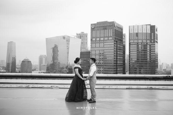 Johana dan Long by MERCANTILE PENTHOUSE WEDDING - 009