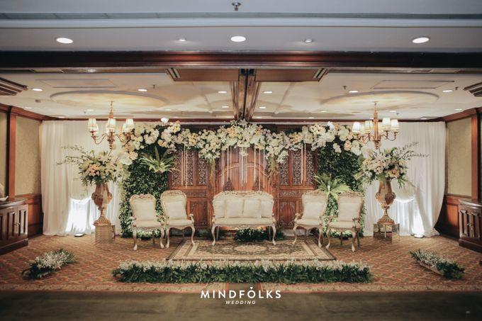 The Wedding of Sisi and Arnaud by MERCANTILE PENTHOUSE WEDDING - 001